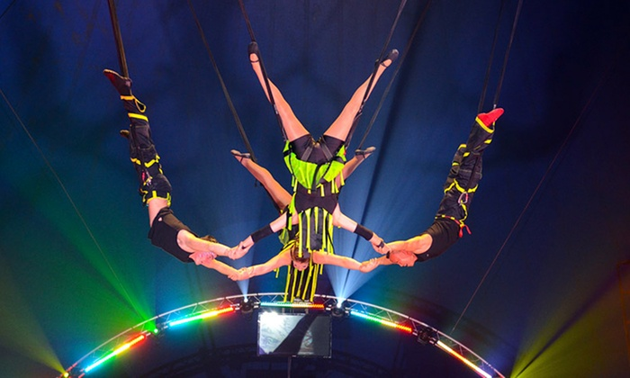 Gerry Cottle's Turbo Circus - Manchester: Gerry Cottle's Turbo Circus Ticket for £9 at Etihad Stadium (55% Off)