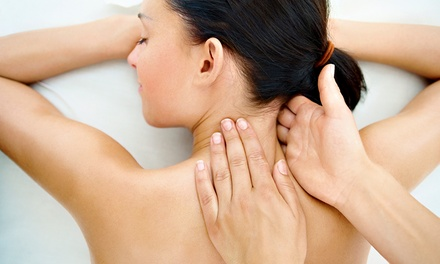 $49 for a Chiropractic and Massage Treatment Package at Raintree Chiropractic ($295 Value)