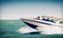 Half-Day Boat Rental on a Weekday or Weekend from Sobe Jet Boats (Up to 60% Off)