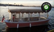 $ 69 for Two-Hour Electric-Boat Rental from Bay Boat Rentals ($ 170 Value)