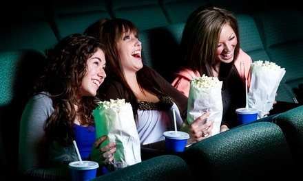 1 or 2 Groupons, Each Good for a Movie Outing with Popcorn and Soda for 2 or 4 at UltraStar Cinemas (32% Off)