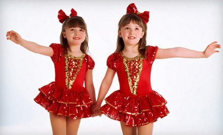 Four or Eight One-Hour Classes with Registration Fees at Dance Discovery of Denver (66% Off)