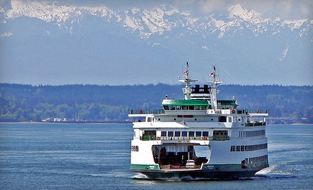 Minibus Tour of Bainbridge Island, Bloedel Reserve and Kitsap Peninsula