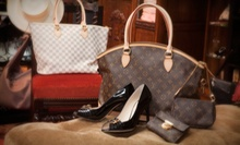 $25 for $50 Worth of Designer Consignment Handbags, Jewelry, and Shoes at Its a Girl Thing