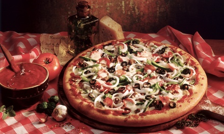 $13 for Pizza and Italian Food at Iannucci's Pizzeria & Italian Restaurant (a $va Value)