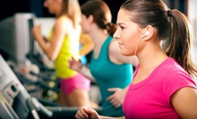 10 or 5 Fitness Classes or a 30-Day VIP Fitness Package at Anytime Fitness (Up to 75% Off)