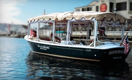 $99 for a Two-Hour Chauffeured Cruise for Up to Six on Newport Harbor from Watts on the Harbor Cruises ($534 Value)
