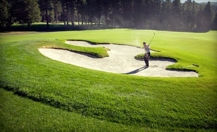 $44 for 18 Holes of Golf for Two with Cart at Tuckaway Golf Club in Crete (Up to $88 Value)