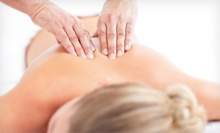 Swedish Massage with a Foot Scrub or Cupping Massage with Aromatherapy at Tovah's Therapeutic Bodywork (Up to 55% Off)