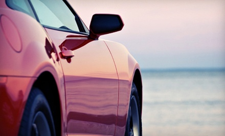 $135 for Window Tinting on Up to Five Rear Windows at Qwik Auto Center ($272 Value)