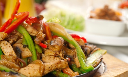 Mexican Cuisine at Agave Bar & Grill (Up to 42% Off). Three Options Available.
