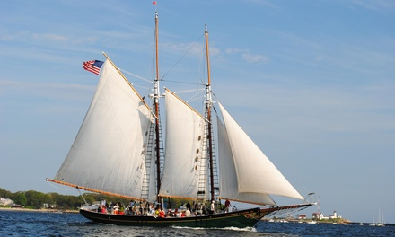 $25 for a Two-Hour Sailing Trip from Thomas E. Lannon (Up to $40 Value)