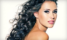 Haircut with Option for All-Over Color or Partial or Full Highlights at Shear Bella (Up to 61% Off)
