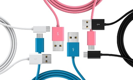 Mota 6ft. or 10ft. Micro-USB Cable