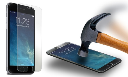 MogoLife Tempered-Glass Screen Protector for Apple iPhone 6 or 6 Plus