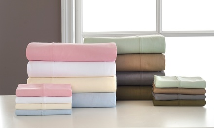 400-Thread-Count Martex 100% Cotton Sheet Set from $49.99–$69.99