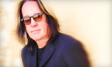 $24 to See Todd Rundgren at Bogarts on Saturday, May 18, at 8:30 p.m. (Up to $48.30 Value)