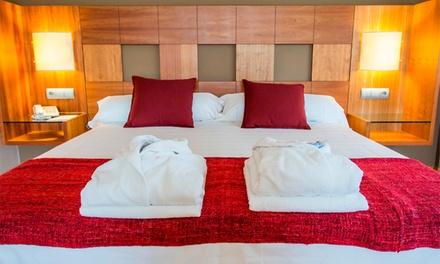 Hotel Vía Argentum 4* — Pontevedra: 1-3 noites para dois com pequeno-almoço, spa e ofertas de boas-vindas desde 55€