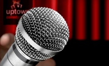 Comedy Show for Two or Four with VIP Options at Uptown Comedy Corner (Up to 65% Off)