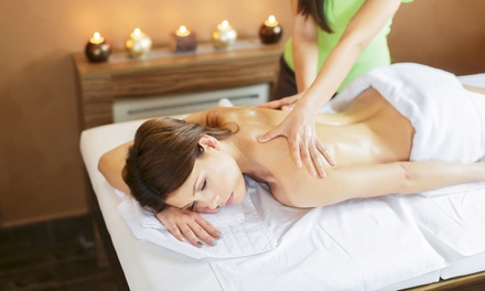 HydraFacial Core Photorejuvenation or Aromatherapy or Integrated Massage at Desert Beauty Day Spa (Up to 55% Off)