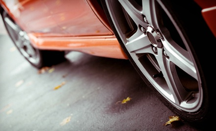 $35 Four-Wheel Alignment at Mac Churchill ($89.95 Value)