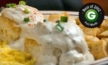 $8 for $16 Worth of Diner-Style Breakfast and Lunch Food at Le Peep