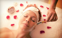 Cherry-Chocolate-Rose Peel or Vitamin C Firming Facial with Micropolish at Aesthetics by Eva Renee (Half Off)