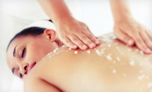 60-Minute Turkish Body Scrub with Optional Microdermabrasion Treatment at Stonehaven Massage &amp; Spa (Up to 63% Off)