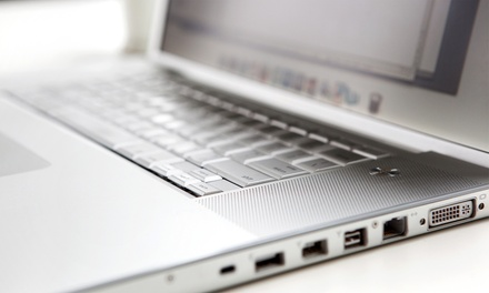 Full System Backup and Restoration or Virus Removal, HDD Backup, or Bloatware Removal at EZ Tech (Up to 55% Off)