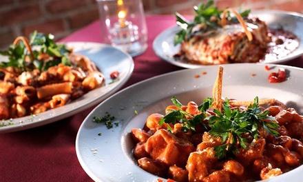 Italian Cuisine at Mandile's Italian Ristorante (Up to 45% Off)