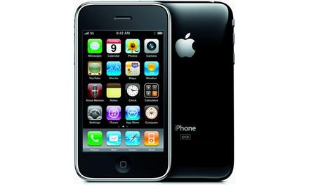 iPhone 3GS de 8, 16 ou 32 GB recondicionado desde 99€