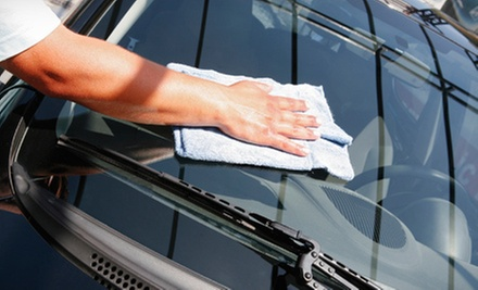 Auto Maintenance or Detailing at Dennis Dillon Auto Park (Up to 52% Off). Five Options Available.