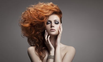 $35 for Shampoo, Condition, Haircut, and Style from Intermediate Stylist at Parlour Salon ($68 Value)