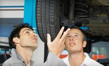 Oil Change, Tire Rotation, and 41-Point Inspection, or $25 for $50 Worth of Vehicle Services at Tuffy Auto Service