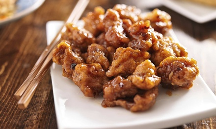 Asian Fusion Lunch, Dinner, or Carryout at Apsara Asian (Up to 50% Off). Five Options Available.