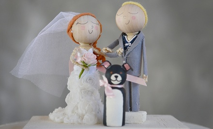 Admission for Two, Four, or Six to Handmade Weddings on September 20 and 21 (Up to 50% Off)