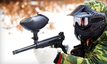 Paintballing with Equipment for One, Two, or Four at Smoky Mountain Paintball (Half Off)