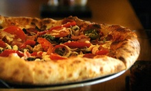 $10 for $20 Worth of Italian and Greek Food and Soft Drinks at Gourmet Pizza and More