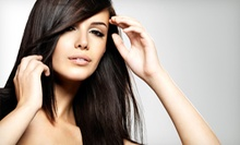 One or Two Keratin Express Treatments with Ashley Terrell at Image Salon (Up to 52% Off)