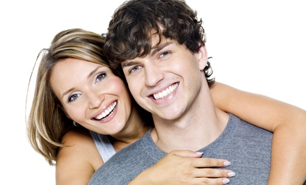 One or Two Home Teeth-Whitening Kits from Canadian Smile Clinics (Up to 84% Off)