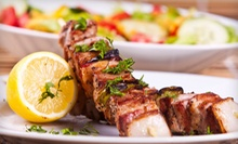$20 for $40 Worth of Mediterranean and Middle Eastern Cuisine at Baklava Factory
