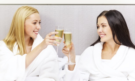 Cocktail Facials for Two with Optional Add-On, or Three Facials at SkinXpress Facial BAR (Up to 47% Off)