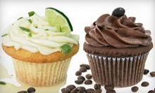 Half-Dozen or One Dozen Cupcakes at Let Them Eat Cake! in Davis (Up to 52% Off)