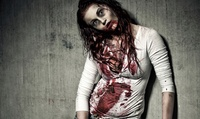 GROUPON: 50% Off at Dead Ending Haunted House Dead Ending Haunted House