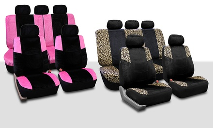 Fabric Car-Seat Covers