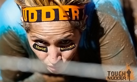 Admission to Tough Mudder on Sunday, March 15, 2015 ($41.01 Off). Saturday Date Also Available.