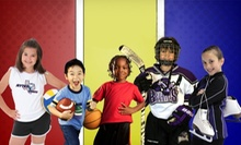 $59 for One Week of Multisport Summer Camp at Nytex Sports Centre ($129 Value)