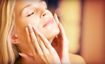 $59 for a Skincare Package with a 90-Minute Anti-Aging Facial and a Chemical Peel at 100% Pure Pro ($120 Value)
