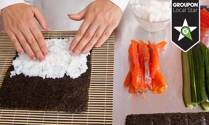 Как варить рис для суш дома