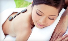 One or Two Full-Body Hot-Stone Massages with Aromatherapy at Island Touch Therapeutic Massage (Up to 61% Off)